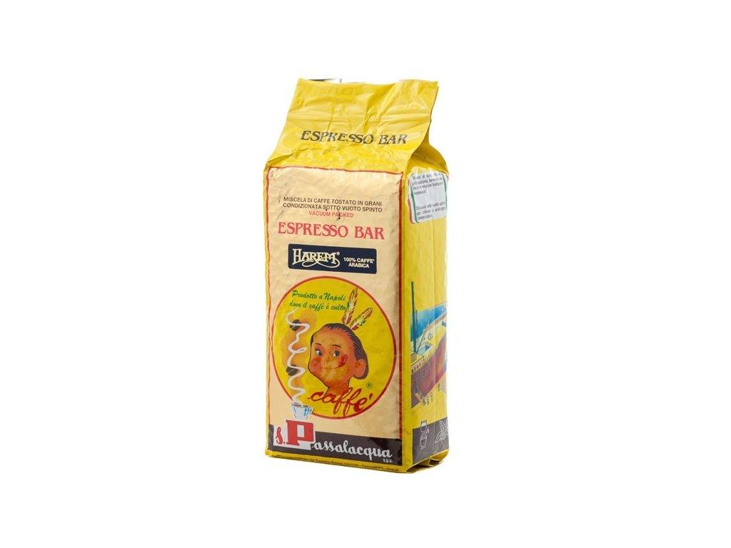 Passalacqua Harem zrnková káva 1 kg