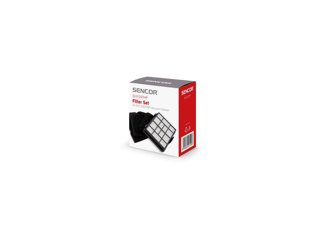 SENCOR SVX 027HF sada filtrov SVC 9300BK