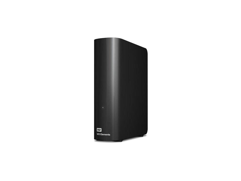 "WD Elements Desktop 3TB, 3.5"" USB3.0, Black"