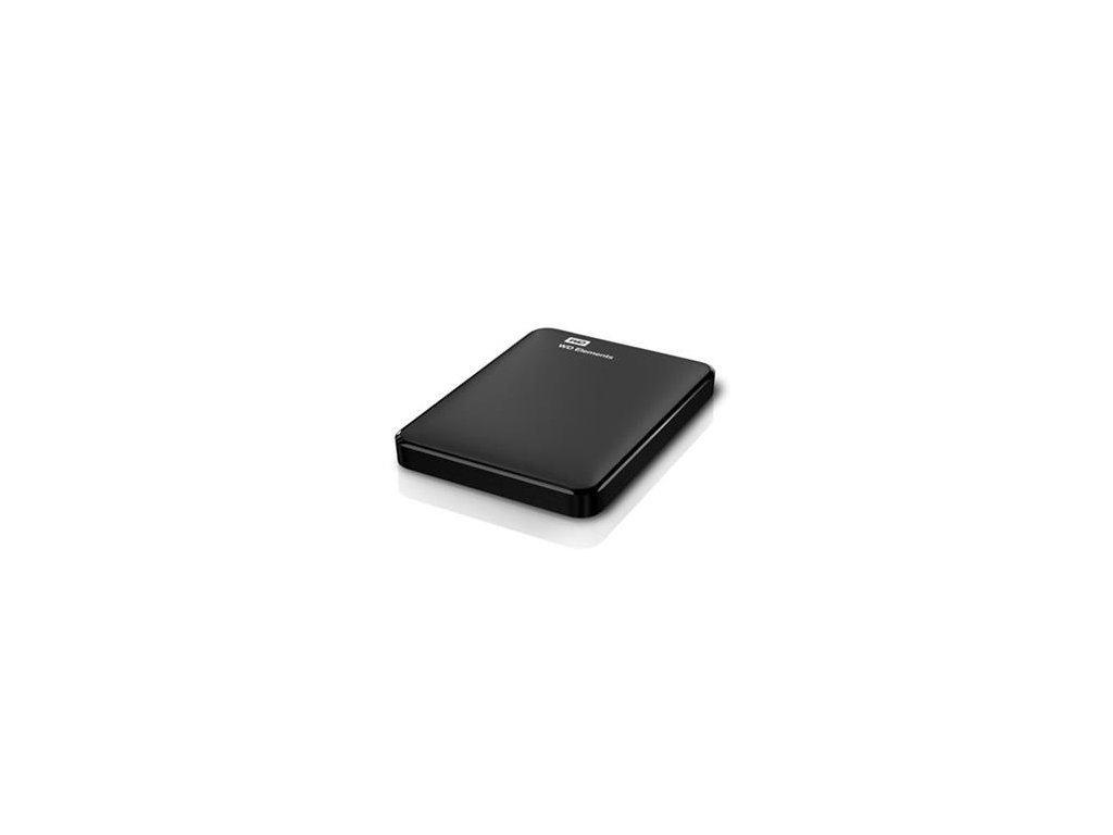 "WD Elements Portable 1,5TB, 2.5"" USB3.0, Black"