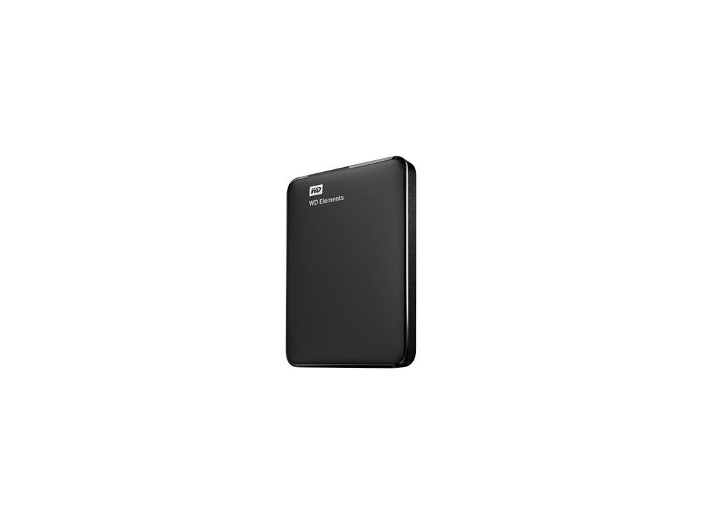 "WD Elements Portable 4TB, 2.5"" USB3.0 Black"