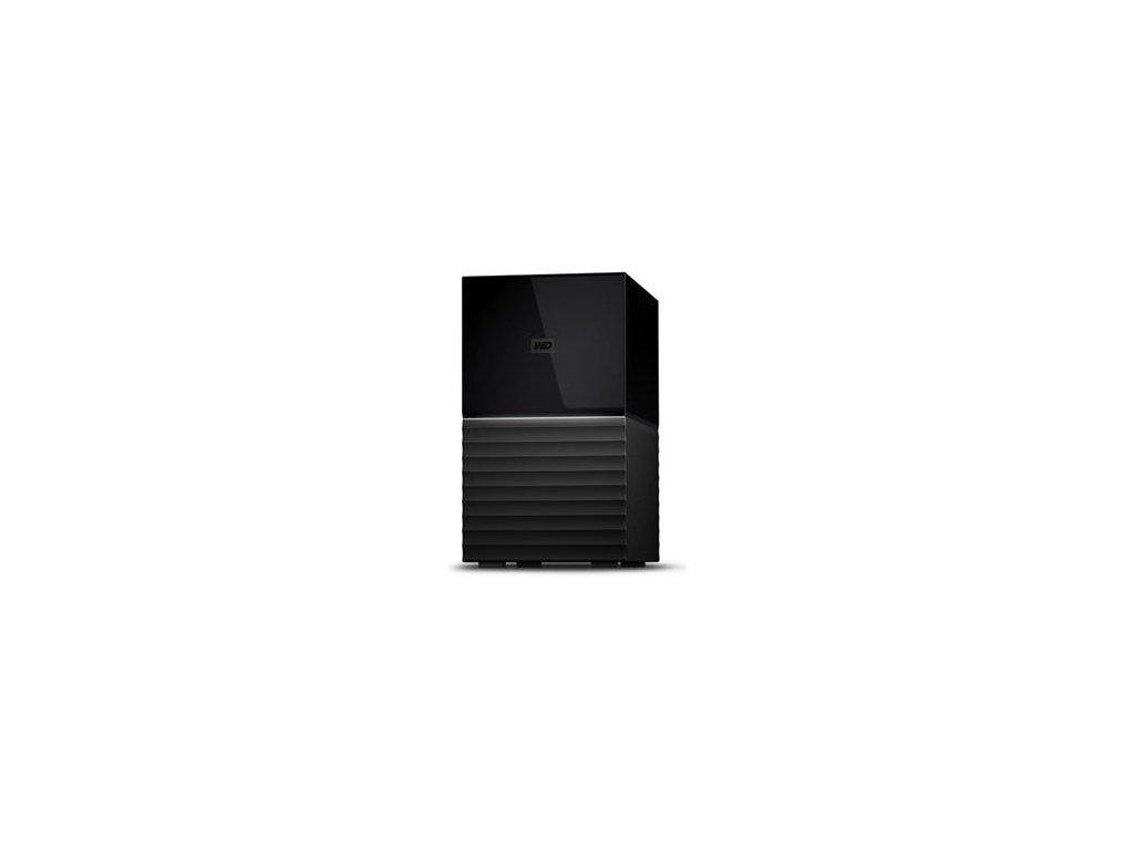 "WD My Book DUO 4TB, 3.5"" USB3.0"