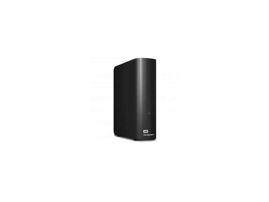 "WD Elements Desktop 8TB, 3.5"" USB3.0, Black"