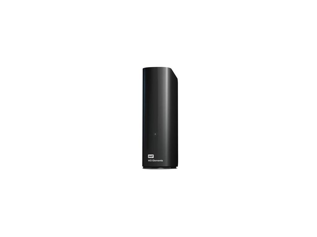 "WD Elements Desktop 10TB, 3.5"" USB3.0 black"