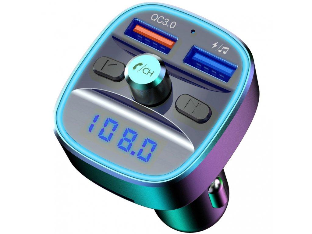 SENCOR SWM 4848 BT FM modulátor do auta