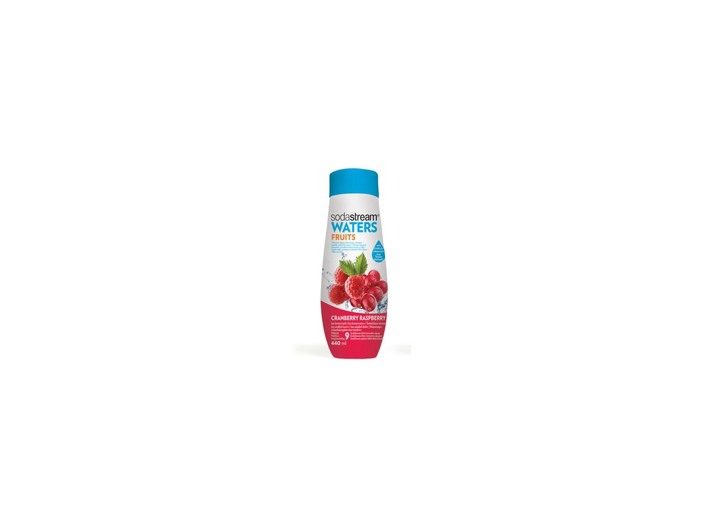 SODASTREAM Sirup FRUITS BRUSNICA/MALINA 440 ml