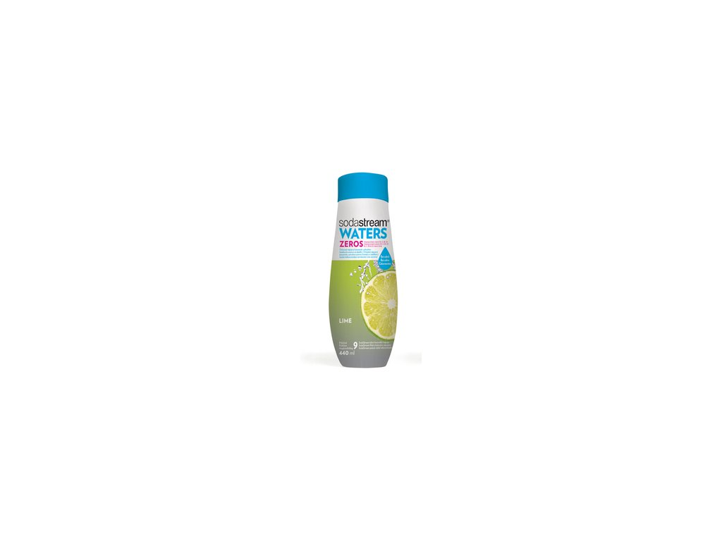 SODASTREAM Sirup ZERO LIMETKA 440 ml
