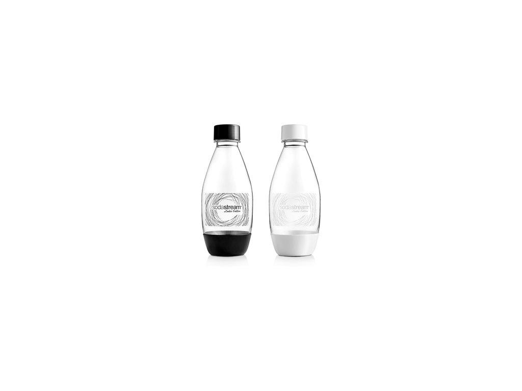 SODASTREAM Fľaša DÁMSKA 0.5l / B&W LADIES EDITION