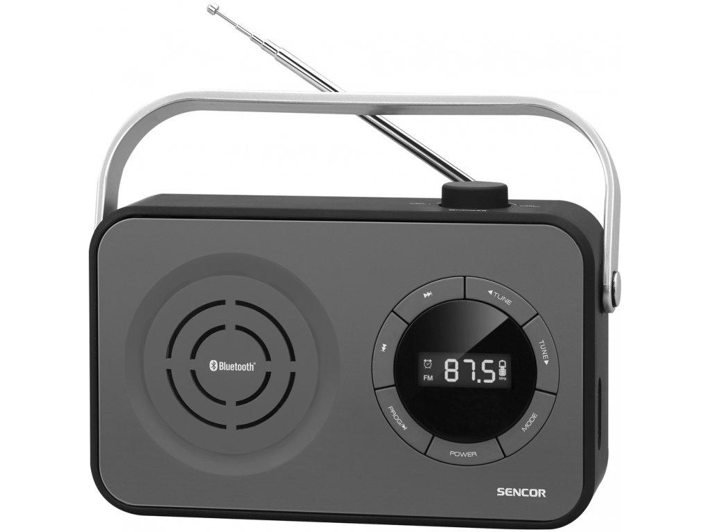 SENCOR SRD 3200 B PLL FM