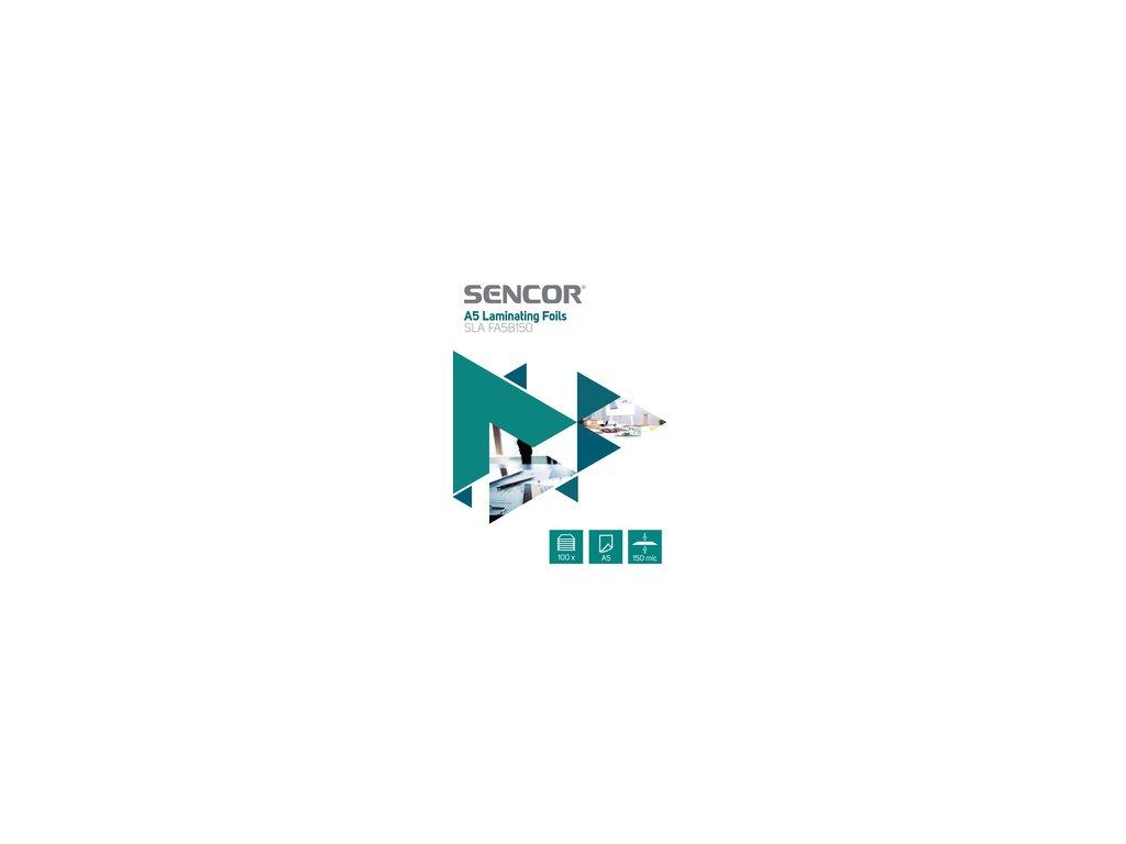 SENCOR SLA FA5B150 fólia A5 150mic 100ks