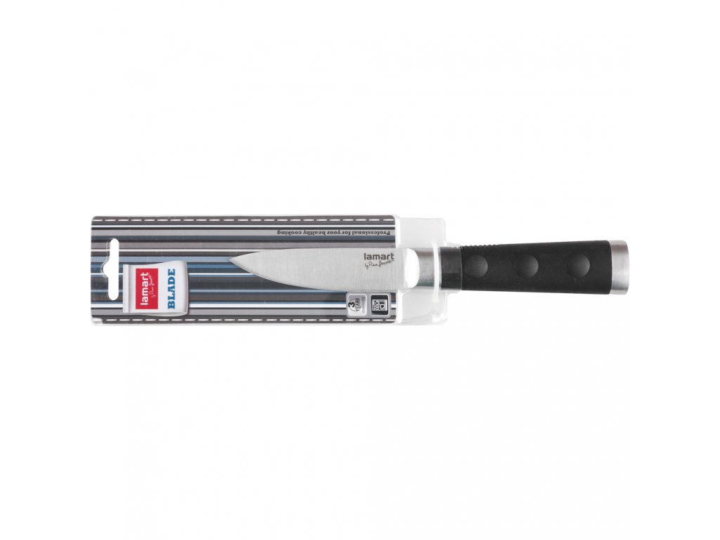 LAMART LT2021 nôž Lúpa. 7,5cm SS/SOFT