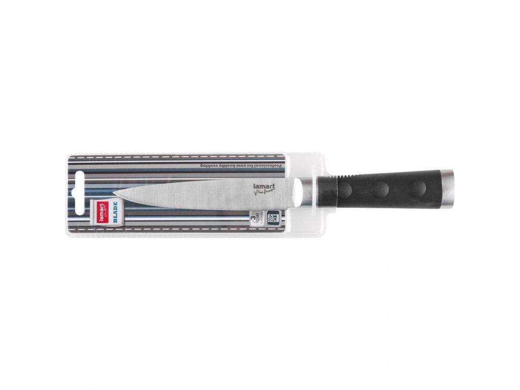 LAMART LT2022 nôž univ. 12,5cm SS/SOFT