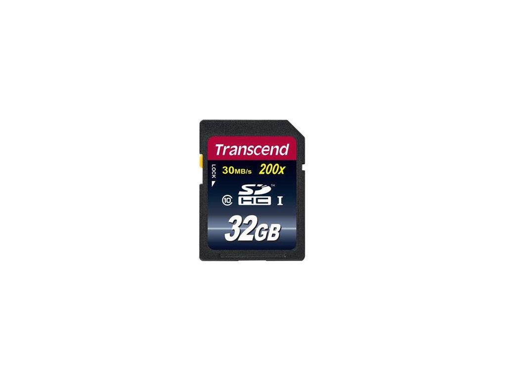 Transcend SDHC 32GB Class 10 UHS-I