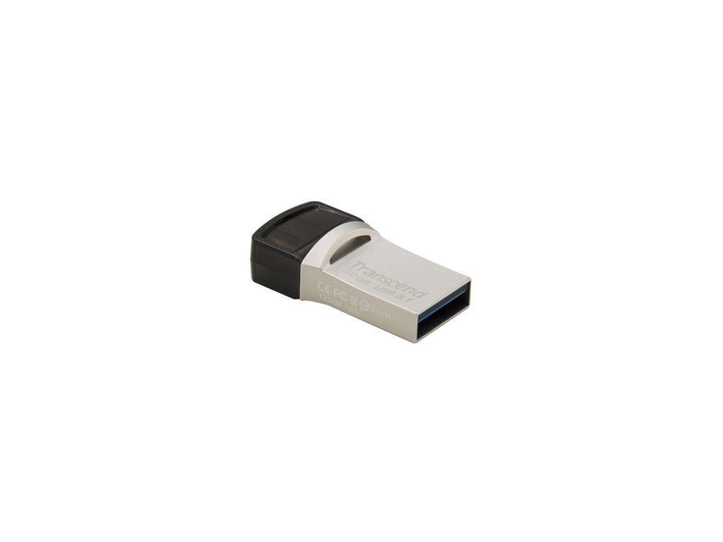 Transcend 32GB JetFlash 890, USB-C/USB 3.1 (TS32GJF890S)
