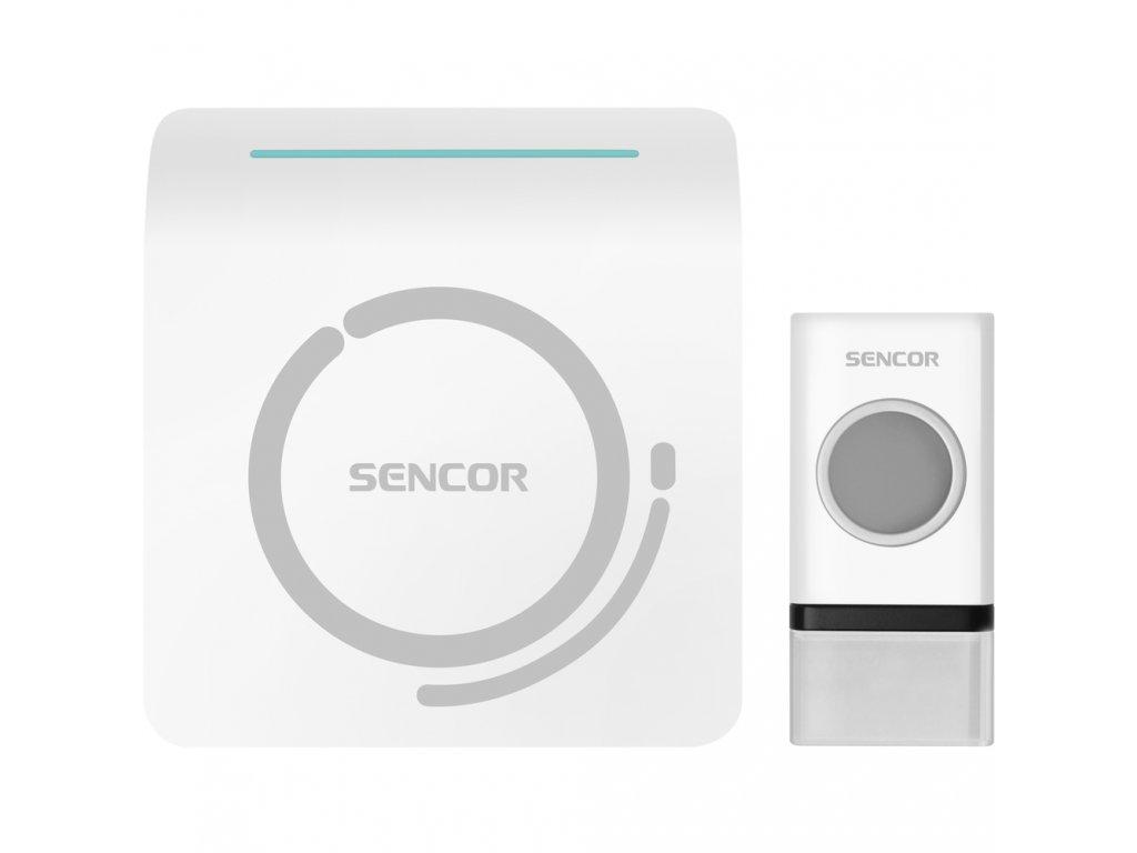 SENCOR SWD 100 bezdrôtový zvonček