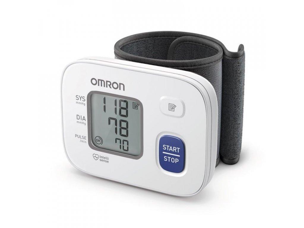 OMRON RS2 HEM-6161-E, Zápästný tlakomer s IHB