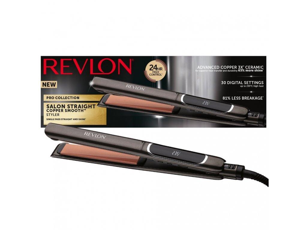 REVLON PRO COLLECTION SALON RVST2175 Žehlička na vlasy
