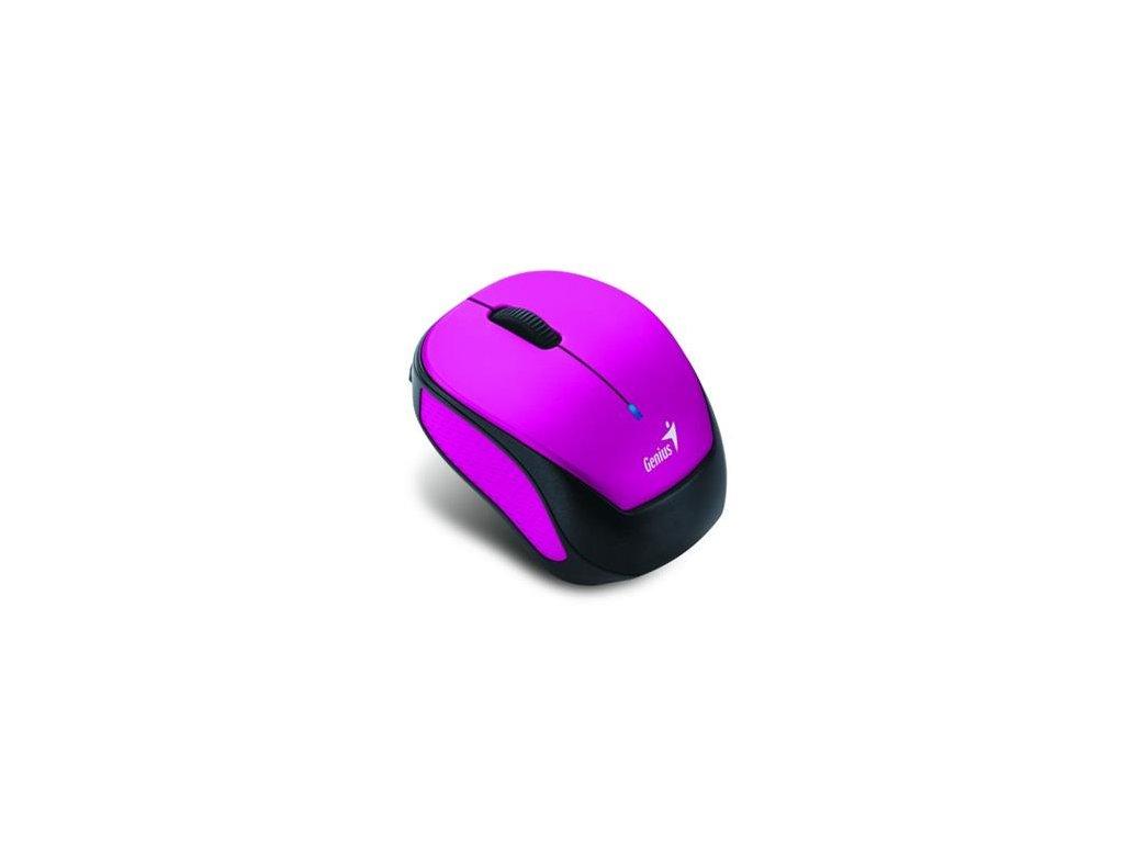 GENIUS Micro Traveler 9000R V3 černofialová