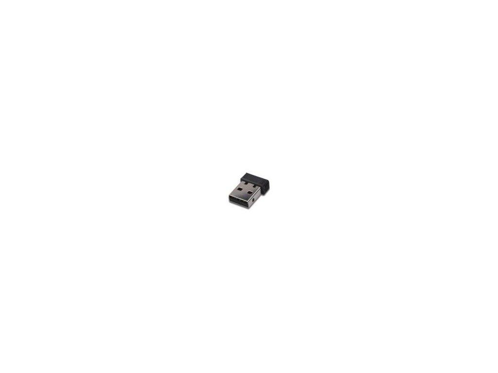 DIGITUS Bezdrátový Micro 150N USB 2.0 adaptér
