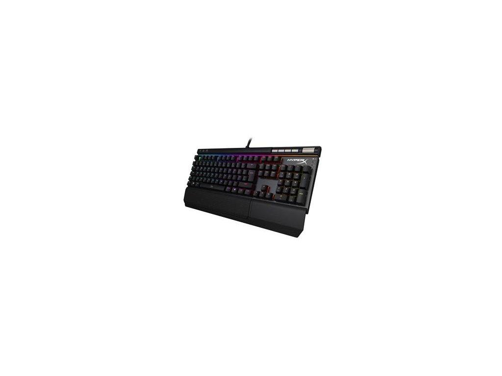 HyperX Alloy Elite Mechanical Gaming Keyboard,RGB-MX Brown-US2