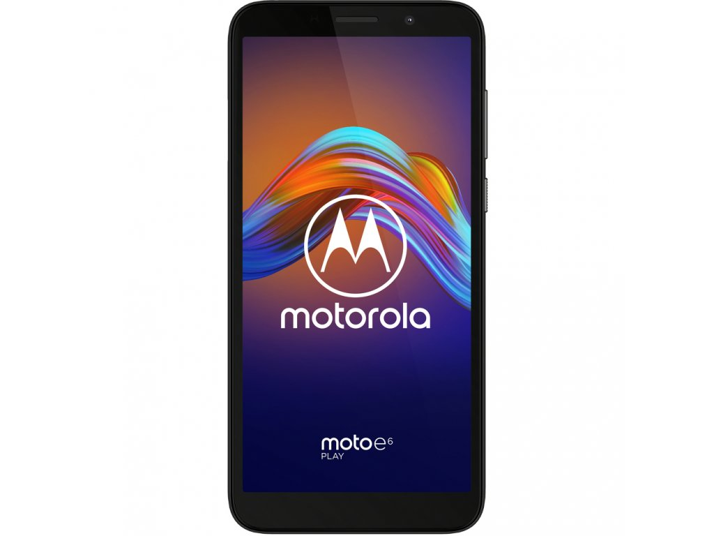 MOTOROLA Moto E6 Play 5,5'' 2/32GB BK