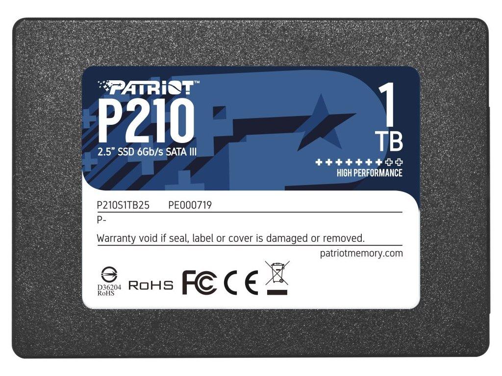PATRIOT P210 1TB SSD