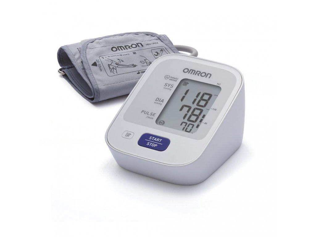 OMRON M2 HEM-7121, Ramenný tlakomer s ESH a IHB