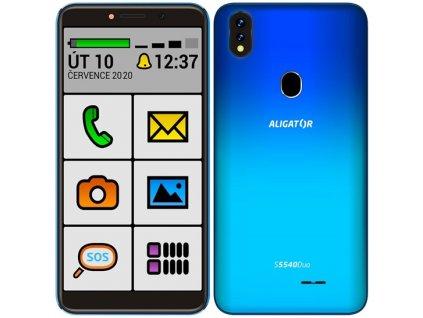 Aligator S5540 Senior Blue