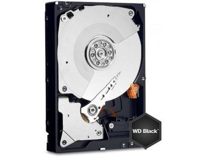 """WESTERN DIGITAL BLACK 4TB / WD4005FZBX / SATA 6Gb/s / 3,5"""" / 7200rpm / 256MB"""