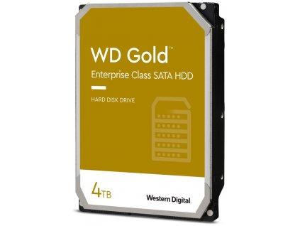 "WESTERN DIGITAL GOLD 4TB / WD4003FRYZ / SATA 6Gb/s / 3,5"" / 7200rpm / 256MB"