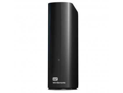 "Western Digital Elements Desktop 12TB 3.5"" USB3.0, Black"