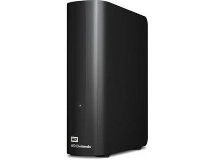 "WD Elements Desktop 3TB, 3.5"" USB3.0, Black"