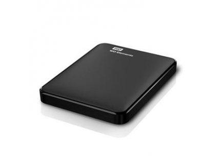 "WD Elements Portable 1,5TB, 2.5"" USB3.0, Black"