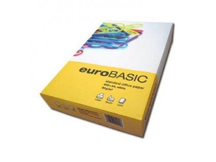 EUROBASIC A4, 80g/m2, 1x500listů