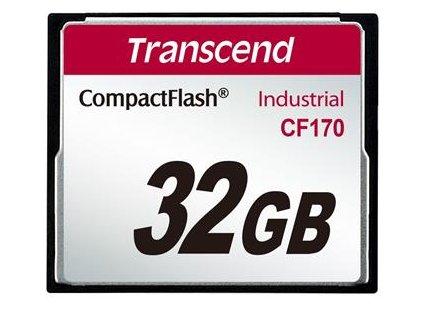 Transcend 32GB INDUSTRIAL CF CARD CF170