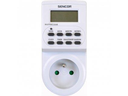 SENCOR SST 13D Časový spínač digitálny