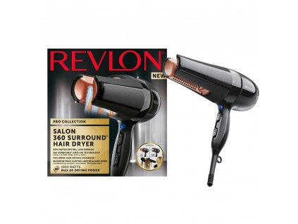 REVLON PRO COLLECTION RVDR5206 Sušič vlasov 360° s ionizátorom