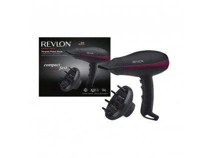 REVLON PERFECT HEAT RVDR5821 Sušič na vlasy s difuzérom a ionizátorom