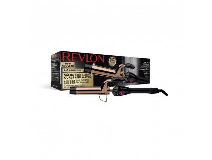 REVLON PRO COLLECTION RVIR1159 Kulma s technológiou Rose Gold