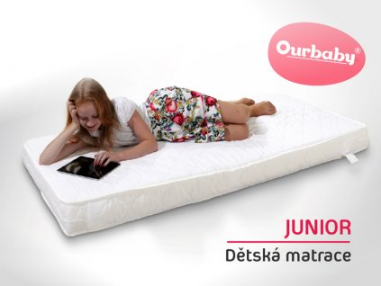 Ourbaby Matrac JUNiOR 80x180 cm