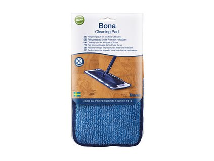 BONA Cleaner pad - utierka modrá BONA