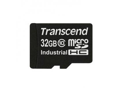 Transcend 32GB microSDHC (Class 10) MLC (bez adaptéru) TS32GUSDC10I