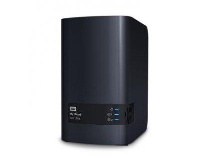 """WD My CLOUD EX2 ULTRA, 20 TB (2x10TB) 3,5"""", RJ45, NAS"""