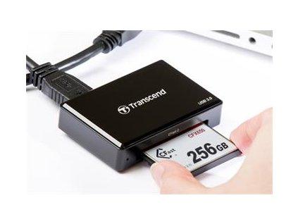 Transcend TS-RDF2 USB 3.0 CFast 2.0/CFast 1.1/CFast 1.0