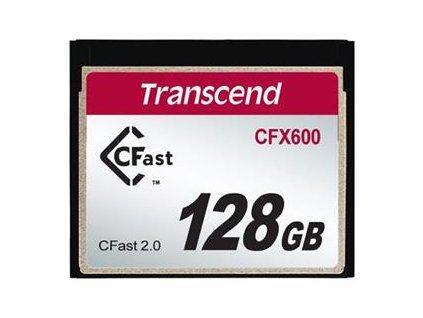 Transcend CFX600 128GB CFast 2.0