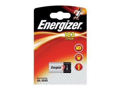 ENERGIZER CR123/VL123 1BP Li ENERGIZER