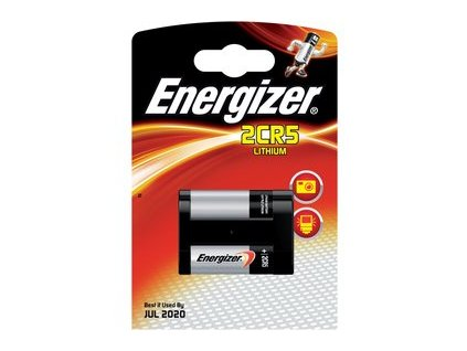 ENERGIZER BAT LITHIUM EL2CR5 / 2CR5 ENERGIZER
