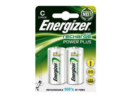 ENERGIZER BAT NiMH POWER PLUS 2500 2xC