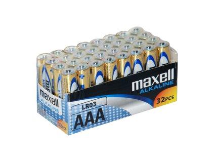 MAXELL LR03 32S AAA Power Alk