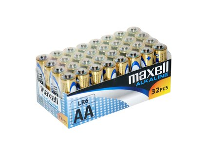 MAXELL LR6 32S AA Power Alk